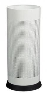 Rossignol Kipso Schirmständer 28 Liter mit gelochtem Korpus aus Stahl