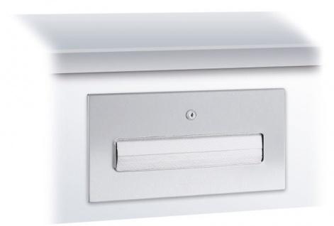Wagner-EWAR Handtuchspender 326x173x164 WP165 Edelstahl für Untertischmontage - Vorschau 1