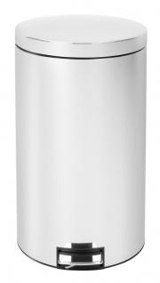 Tritt-Mülleimer Silent 45 Liter, Brabantia