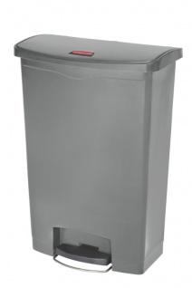 Slim Jim Step On Container Front Step Kunststoff 90 Liter, Rubbermaid