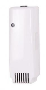 MediQo-line PQSmart Lufterfrischer in Weiß oder Edelstahl-Look zur Wandmontage