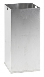 Inneneinsatz, 110 Liter Aluminium