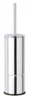 Mediclinics WC-Bürstenhalter aus Edelstahl inklusive Bürste