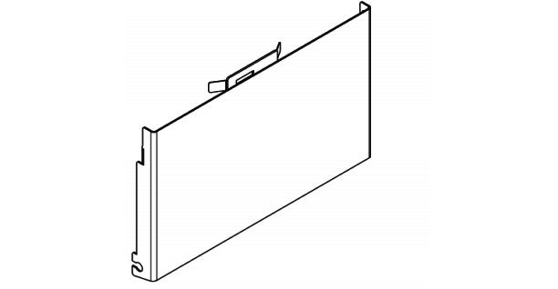 Franke Auswechselbare Front EXOS. für Unterputz WC-Rollenhalter in 3 verschiedenen Varianten erhältlich - Vorschau 5