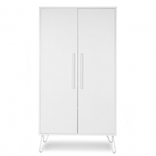 Childhome Ironwood White Schrank 2 Türen