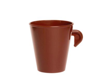Espresso Tasse 0, 1l SAN aus Kunststoff wiederverwendbar - Vorschau 2
