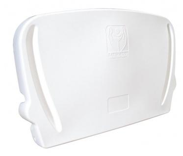 Vectair Systems Kunststoff klappbarer und horizontaler Wickeltisch