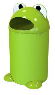 Buddy Abfalleimer Frosch 75 Liter