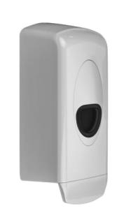 PlastiQline 2020 Schaumseifenspender 1000 ml Kunststoff weiß PQ20Foam10-2