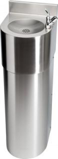 Franke Chromnickelstahl Trinkwasserspender ANMX303 zur Wandmontage
