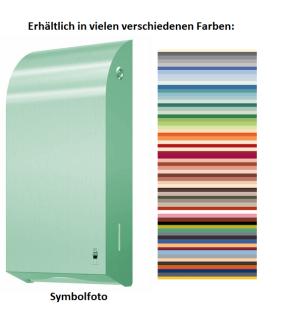 Dan Dryer Exclusive Papierhandtuchspender in einer vielfältigen Farbauswahl