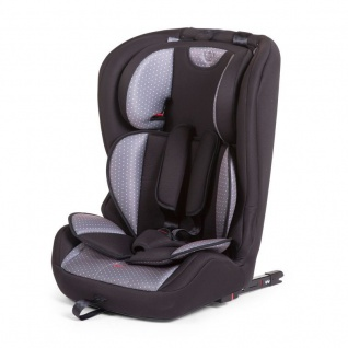 Childwheels Autositz Gruppe 1/2/3 Isofix grau
