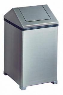 RUBBERMAID WasteMaster Abfallbehälter mit Kunststoffeinsatz 40 l