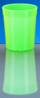 20er Set Mehrweg-Becher 0, 5l - grün - Kunststoff - Vorschau 2