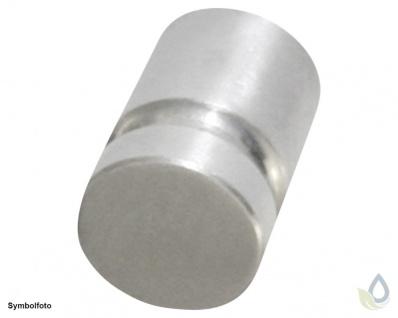 Proox® ONE pure PU-565 Edelstahl Kleiderhaken rund Oberfläche matt gebürstet