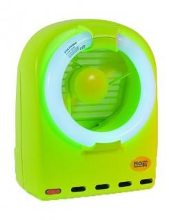Moel Fluo Insektenvernichter 368 erhältlich in Neonrot oder Neongrün mit 230V-50Hz