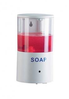 Berührungsloser Seifen- und Desinfektionsmittelspender G8 500ml
