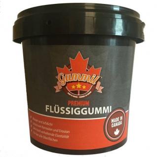 Gummil Flüssiggummi - Wasser und Luft abdichtendes Gummicoating