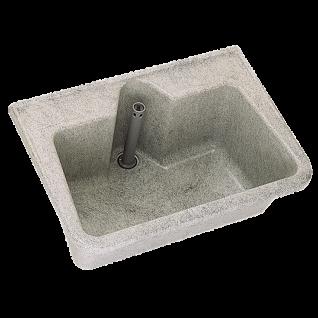 Franke Mehrzweckbecken SIRIUS aus glasfaserverstärktem Polyester-Recyclingmaterial - Vorschau 1