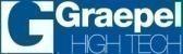 Graepel High Tech Tür mit Griff aus gelochtem, lackiertem Stahl - Vorschau 2