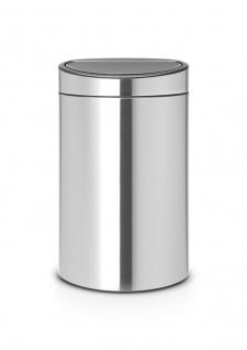 Touch New Abfallbehälter 40 Liter, Brabantia