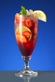 Kunststoff Dolce Vita Glas 0, 3l SAN stabil Lebensmittel echt wieder verwendbar - Vorschau 4