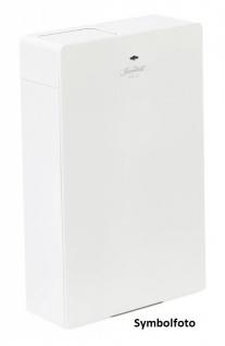 Janibell® PRIX berührungsloser Damenhygiene-Abfallbehälter MPX17LW in 14L mit Sensor
