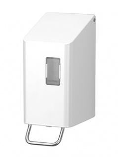 Ophardt SanTRAL classic NSU 2 Universalspender 250ml Weiß mit Pulverbeschichtung - Vorschau 1