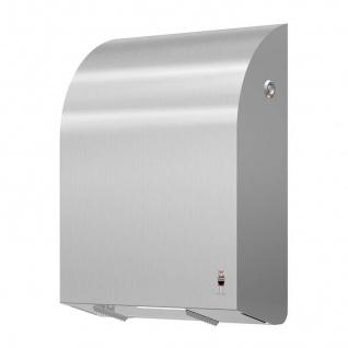 Schon Dan Dryer Toilettenpapierspender Aus Gebürstetem Edelstahl Für 4  Standardrollen