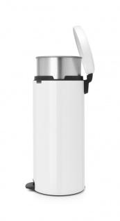 Tretmülleimer newIcon 30 Liter mit Inneneimer aus Metall, Brabantia - Vorschau 4