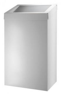 Dutch-Bins Abfallbehälter mit Einwurfklappe 50 Liter