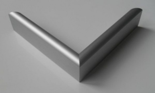 Infrarot Tafel Heizung 200 Watt mit Alurahmen und Wandhalterung von Elbo Therm - Vorschau 3