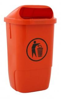 Außenbehälter aus Kunststoff h74