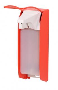Ophardt ingo-man® plus 1418093 Signalfarben Seifen- Desinfektionsmittelspender 1 Liter - Vorschau 2