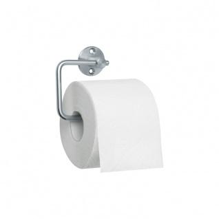 Wagner-EWAR Toilettenpapierhalter PC250 Edelstahl - Vorschau 1