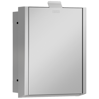 Franke Hygieneabfallbehälter für Unterputzmontage EXOS. in 3 verschiedenen Ausführungen erhältlich