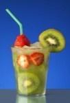 12er Set Caipirinha-Glas teilgefrostet 0, 2l SAN Kunststoff Spülmaschinenfest - Vorschau 3