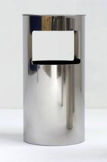 Graepel G-Line Pro LIVIGNO Giant indoor Standascher aus poliertem Edelstahl 1.4016