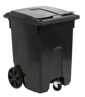Mini Container 400 Liter aus Kunststoff
