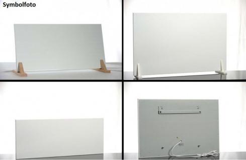 IR-Heizsystem Easy Modell mit Kabel und Stecker 200 od.450W von Elbo Therm