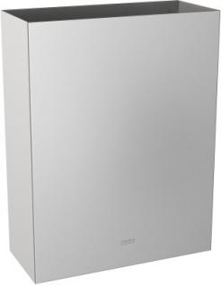 Franke Abfallbehälter RODX605 aus Chromnickelstahl zur Aufputzmontage
