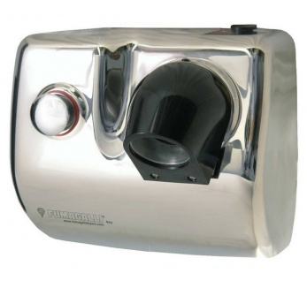 Fumagalli Haartrockner Magnum Premium - Carbonstahl mit Druckknopf