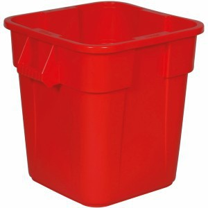 RUBBERMAID Quadratischer BRUTE® Container 106 l aus Polyethylen - Vorschau 4