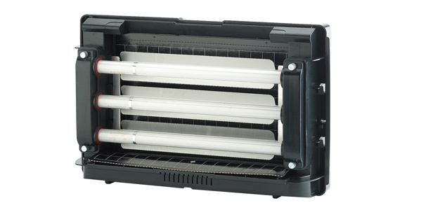 Genus® Orbit Jet Insektenvernichter mit 3 x 15W Splitterschutzlampen und mit IP65 - Vorschau 3
