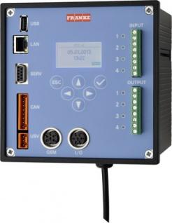 Franke ECC2 Funktionscontroller A3000 open mit Ethernet- und CAN-Busanschluss