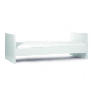 Childhome Quadro White Bett 60X120Cm+Latten+Lattenrost 90X200Cm - Vorschau 2