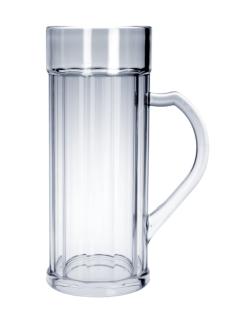 Doppler-Krug 2l Kunststoff SAN Glasklar lebensmittelecht, Spülmaschinen geeignet - Vorschau 1