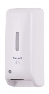 MediQo-line Automatischer Schaumseifenspender 1000 ml aus Kunststoff zur Wandmontage