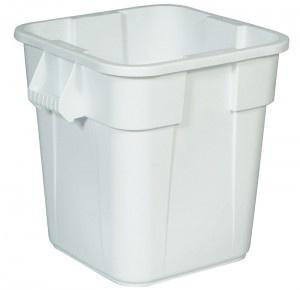 RUBBERMAID Quadratischer BRUTE® Container 106 l aus Polyethylen - Vorschau 3