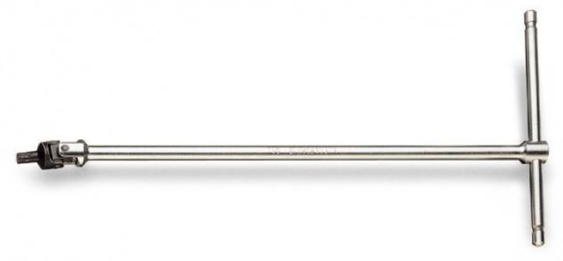 Beta Gelenkkopf-Stiftschlüssel mit T-Griff, für Torx®-Schrauben 953TX